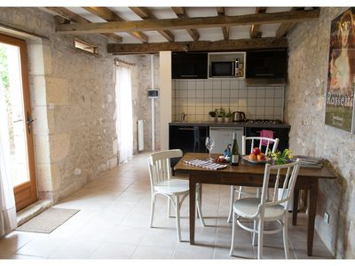 Photo for Charming Cottage Set In The Loire Valley Just Minutes From Sancerre