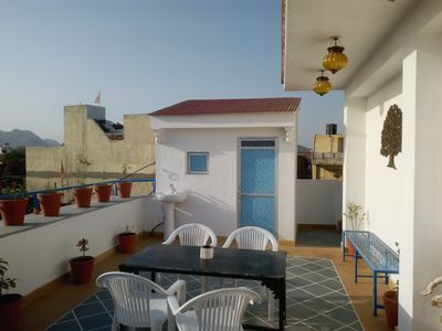 Photo for Welcome to bansi niwas home stay udaipur and get feel like  home away home