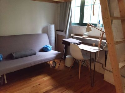 Photo for Cozy private room in Williamsburg 2 stops to city