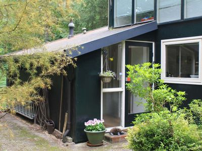 Photo for Lovely, detached holiday home with large garden and trampoline, set in the woods of Stegeren