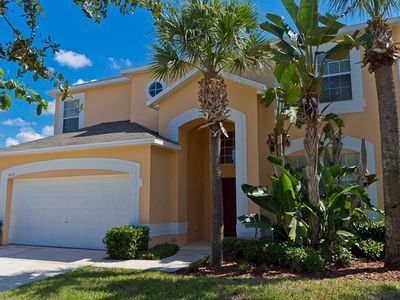 Photo for Beautiful and Spacious, Pool and Spa, Gameroom and WiFi, 3 miles to Disney
