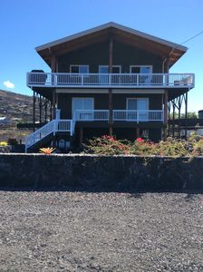 Photo for Beautiful Home a Stone's Throw From the Ocean Watch the Whales  from the Lanai!
