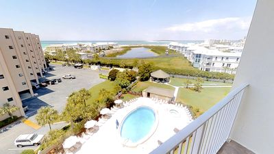 Photo for Unit 711 - West Sunset View Silver Unit - Complimentary 2 chair & Umbrella!