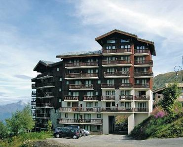 Photo for 1BR Apartment Vacation Rental in Rhone-Alpes, Savoie