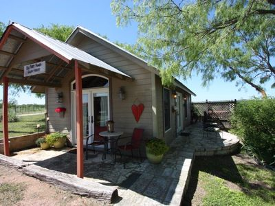 Photo for Big Rock Ranch Guest Haus - Country Property just a short drive to downtown