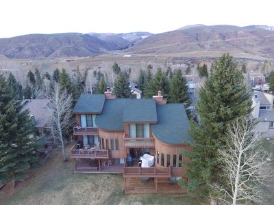 Photo for Eagle Vail 3bd/2.5BA. 5min to BC/10min to Vail-Discounted Winter rates!