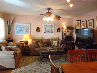 Photo for Newly Updated Lakefront Condo! New Lower Weekend Price! Sleeps 8