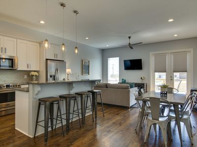 Photo for F8) BRAND NEW Downtown Home - BIG GROUPS!