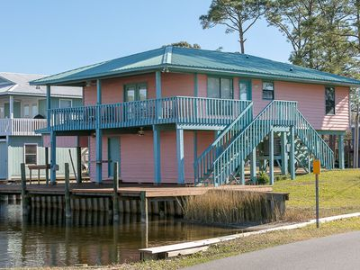 Photo for Calling all water lovers! Beautiful 3 bedroom vacation home in Orange Beach!