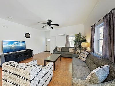 Photo for New Listing! Updated Getaway: Large Yard - Near Beach, Amusement Park, Dining