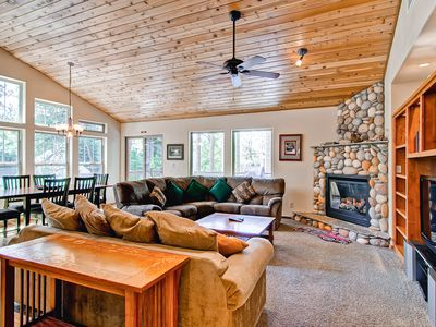 Photo for Yosemite Summit  & Little Summit home is a 5 bedroom duplex consisting of 2 units