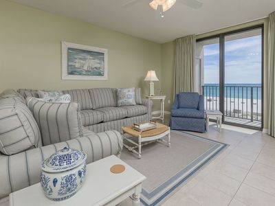 Photo for Third Floor Phoenix X Three Bedroom on the BEACH