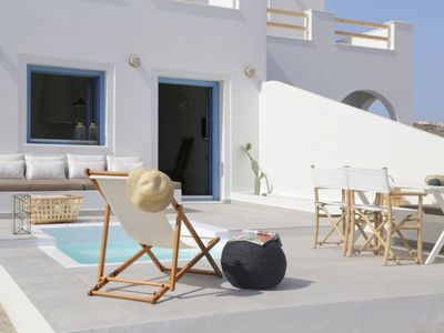 Photo for 2BR Apartment Vacation Rental in Oia