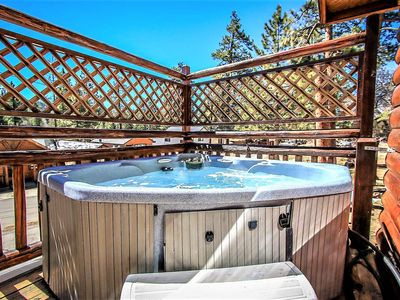 Photo for House 149 m from the center of Big Bear Lake with Parking, Internet, Balcony (983706)