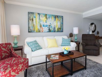 Photo for Gulf Side 305 Premium Renovated, Beautiful, Homey; get your Summer booked now
