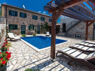 Photo for Holiday house Bribir for 8 - 14 persons with 6 bedrooms - Holiday house