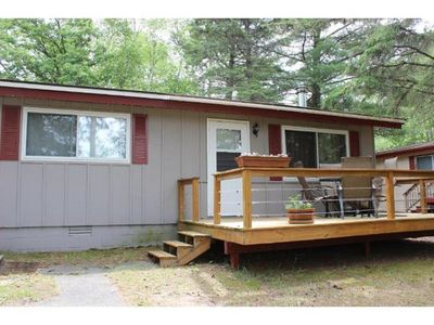 Photo for Great Cabin Great Price - Excellent Ice fishing, snowmobiling, family-friendly!