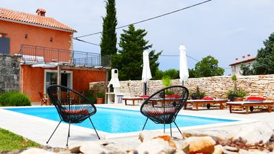 Photo for Villa ****, barbecue, free wifi, suitable for family