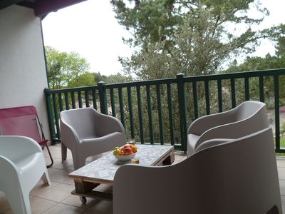 Photo for Apartment in Residence Pierre et Vacances 3 * on the golf course, near the beach