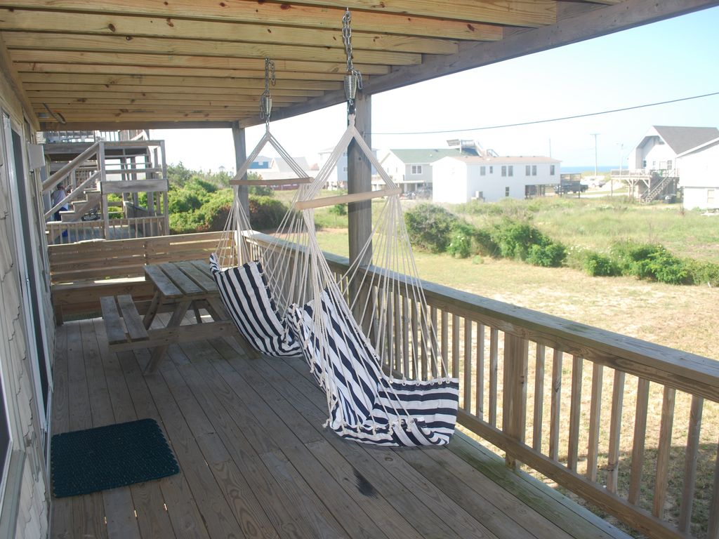 Valhalla Kitty Hawk Beach House With Ocean View