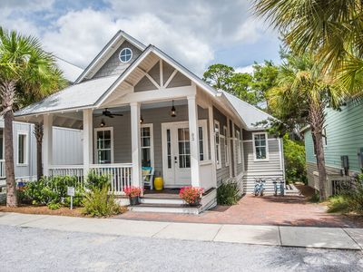 Photo for Sunnyside Up, 30A Cottages, Spacious Layout, 2 Living Areas, 4 Bikes, Fall Up to 30% Off!
