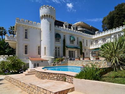 Photo for Villa Du Festival, Cannes, Holiday Rental South Of France, The French Riviera