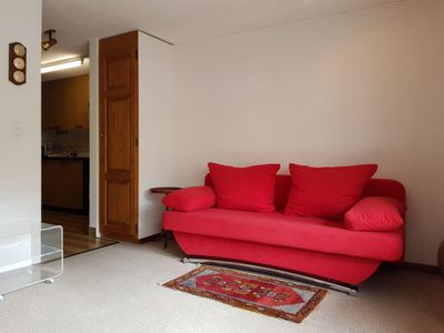 Photo for Apartment Alba in Zermatt - 3 persons, 1 bedrooms