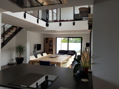 Photo for Contemporary house in Angoulins close to La Rochelle