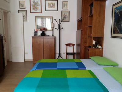 Photo for Comfortable And Fully Equipped Accomodation Close To Historic Sites Of Rome