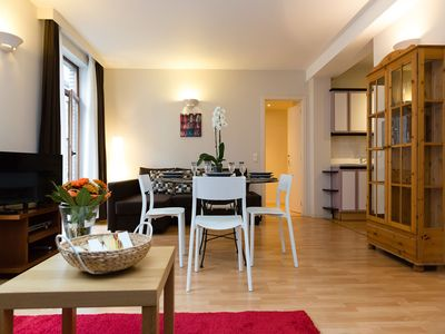 Photo for Patriotes Luxembourg - Nice flat in the heart of EU district