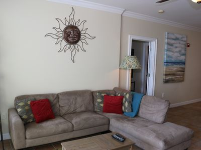 Photo for Perfect Condo for a Family Beach Getaway!
