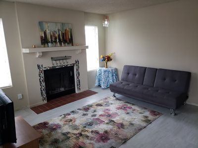 Photo for Two Bedroom Apartment, Internet, TV (Netflix, Hulu, Amazon)
