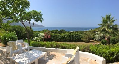Photo for PANORAMIC VIEW. CORSICA SOUTH. VILLA seaside 8 pers.