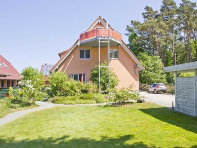 Photo for FAW03 - apartment with 1 sep. Bedroom, fireplace, sauna in the house - Ferienwohnung am Wald