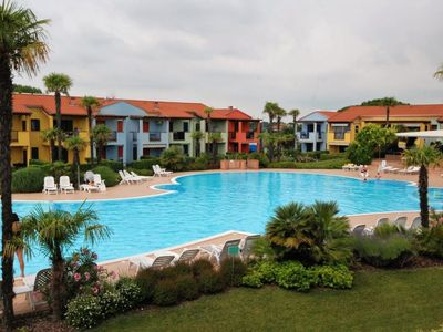 Photo for 2 bedroom Apartment, sleeps 6 with Pool, Air Con and Walk to Beach & Shops