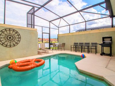 Photo for ACO FAMILY – 5 bd private pool and Grill (1832)