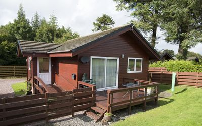 Photo for Larch lodge Dumfries & Galloway.