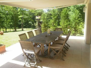 Beylongue, Landes, house 150 m2 spacious and bright, 8 people