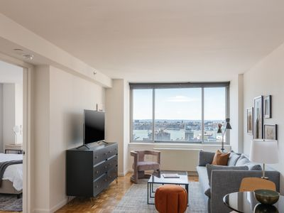 Photo for Sonder | The Biltmore | Bright 1BR + Laundry