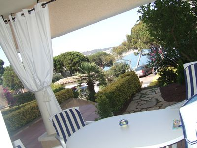 Photo for Big apt with sea view and terrace