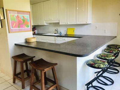 Photo for Family friendly and spacious two bedroom two bathroom condo located on the grounds of Turtle Bay Res