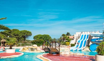 Photo for Apartment Domaine Les Mûriers  in Vendres - Plage, Languedoc - Roussillon - 6 persons, 2 bedrooms
