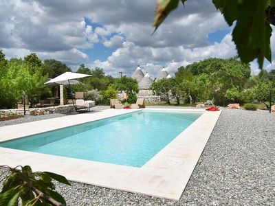 Photo for Holiday house Ostuni for 2 - 6 persons with 3 bedrooms - Farmhouse