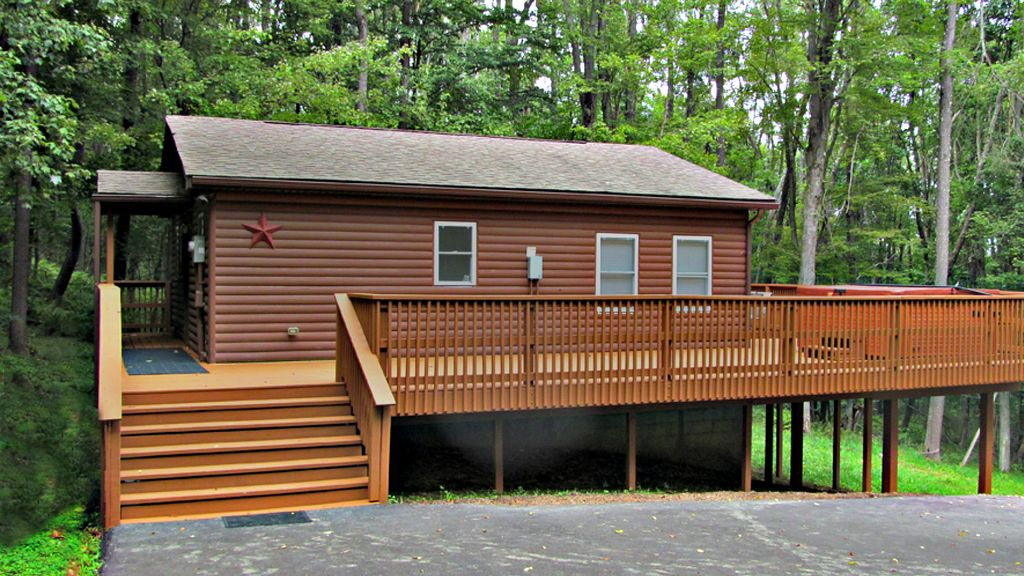 country rentals cabins watch youtube lodging creek deep cabin ski vacation vista rental