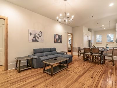 Photo for 3BR Urban Condo by Hosteeva. Close to St. Charles.