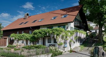 Holzhausen, Utting am Ammersee, Bavaria, Germany