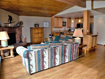 Photo for Townhome just a Short Walk to Slopes at Purgatory Ski Resort, WiFi, Grill