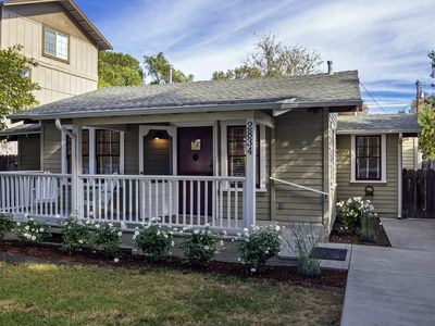 Photo for 2BR/1BA -  Cedar Cottage - Downtown Los Olivos