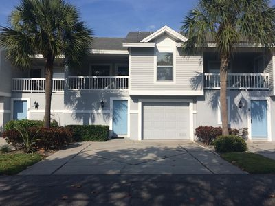 Photo for Walk To The Beach, Play Tennis At The Park Across The Street & Enjoy The Pool