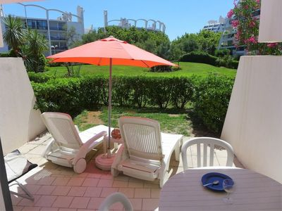 Photo for La Grande-Motte Apartment, Sleeps 4 with WiFi